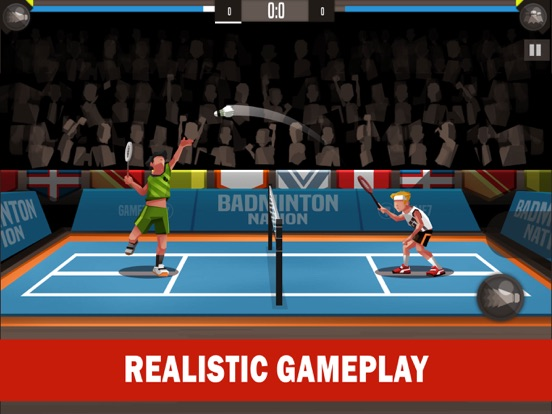 Скачать Badminton League