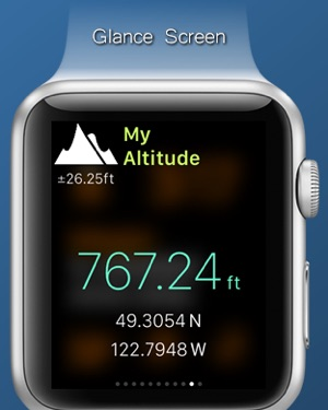 My Altitude on the App Store