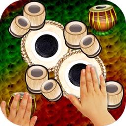 Real Dholak Drum