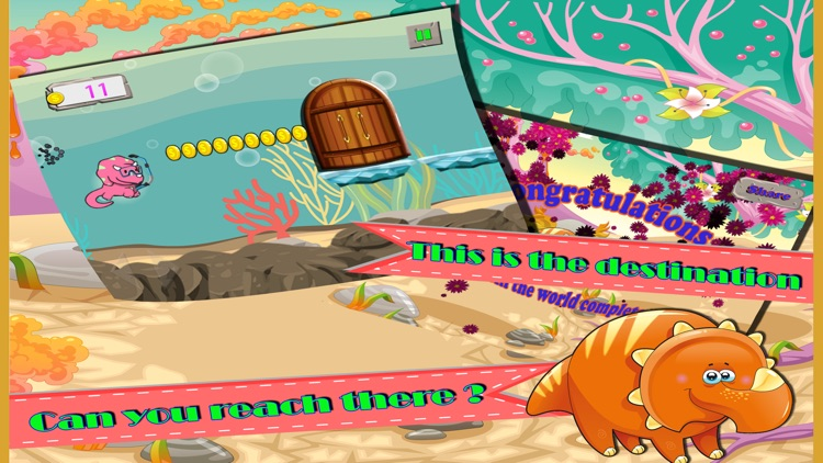 likable dinosaur elude mission screenshot-3