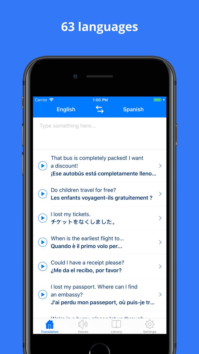 Translate Professional Screenshot