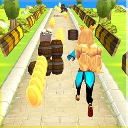 Subway Girl Runner 3D