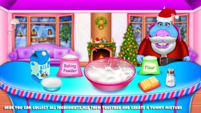 Fat Unicorn's Christmas Cake screenshot two
