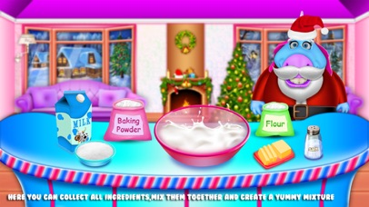 Fat Unicorn's Christmas Cake screenshot 2