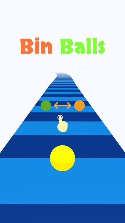 Bin Balls Vs Color Block screenshot-4