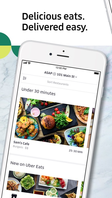 Uber Eats: Food Delivery for Windows