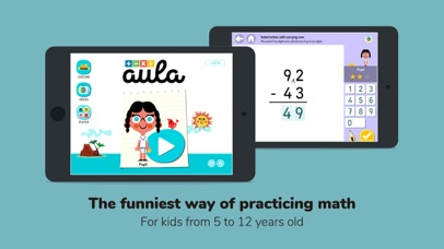 Aula Itbook - Maths screenshot 1