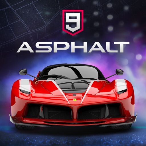 Asphalt 9: Legends app for ipad