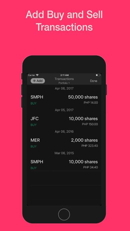 iPhilStocks Pro screenshot-4