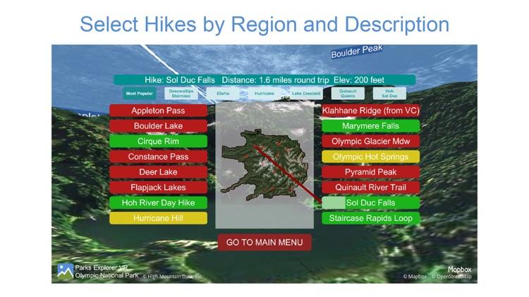 Parks Explorer VR - Olympic screenshot-3