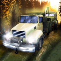 Tow Truck Offroad Driving