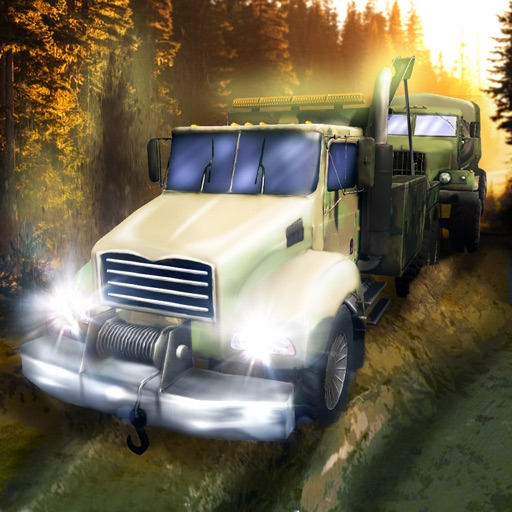 Tow Truck Offroad Driving icon