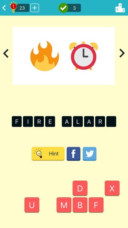 Emoji Quiz screenshot-0