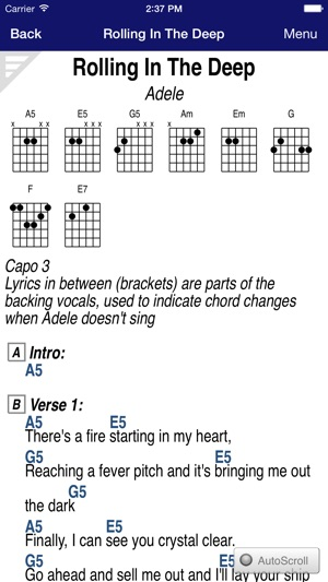 GuitarTapp PRO - Tabs & Chords on the App Store