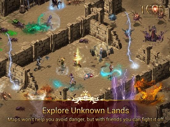 Teon - All Fair Hardcore ARPG Screenshots