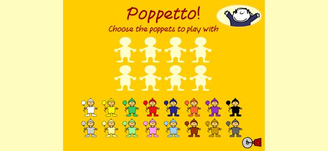 Poppetto Colour Screenshot