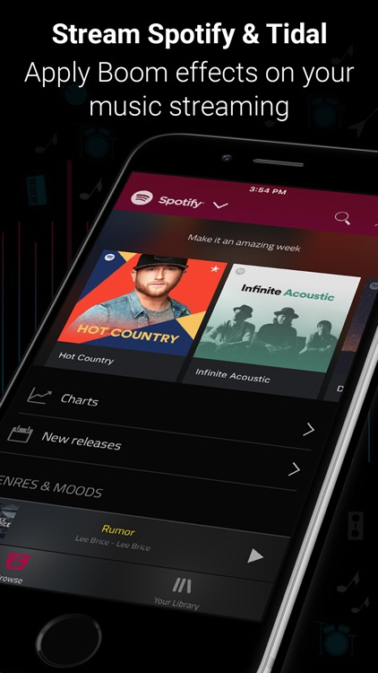 Boom: Music Player & Equalizer
