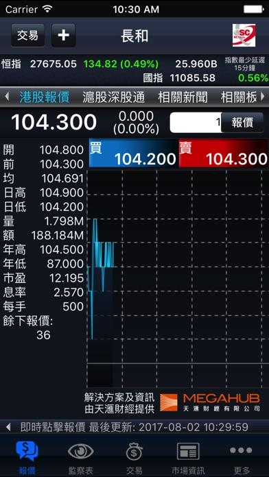 南華金融 (Megahub)屏幕截圖2