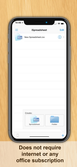 ispreadsheet office sheets on the app store