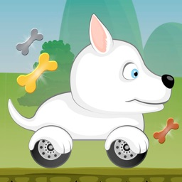 Beepzz Dogs car racing game