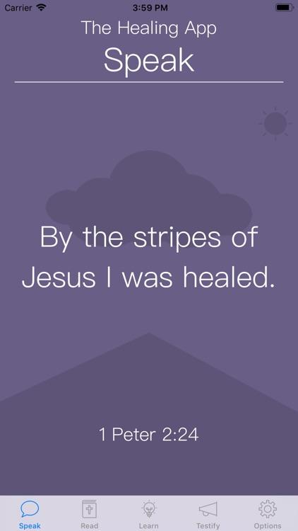 The Healing App