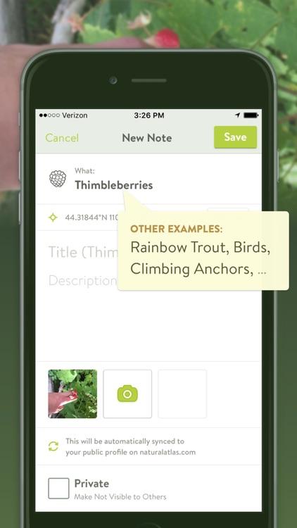 Natural Atlas screenshot-3