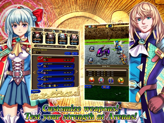 Screenshot 5 Premium-RPG Heirs of the Kings