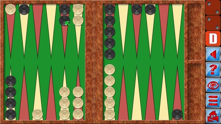 Backgammon V+