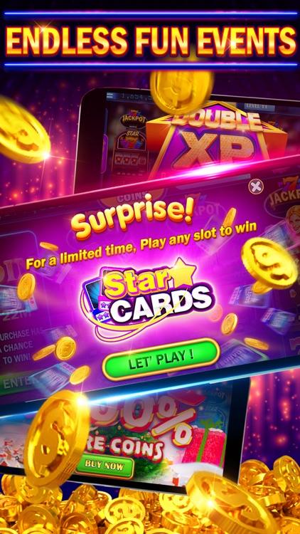 Golden Casino: Vegas Slots screenshot-4
