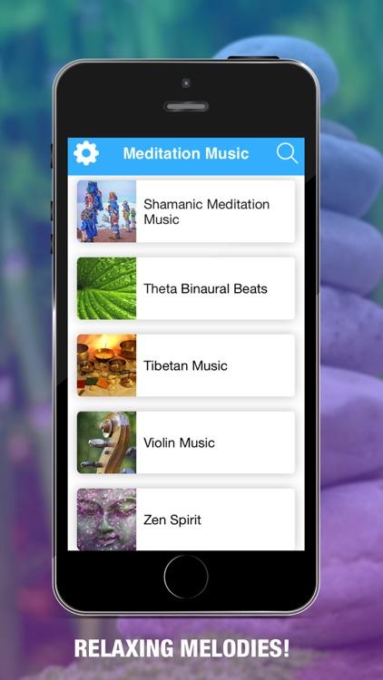 Meditation Music! screenshot-3