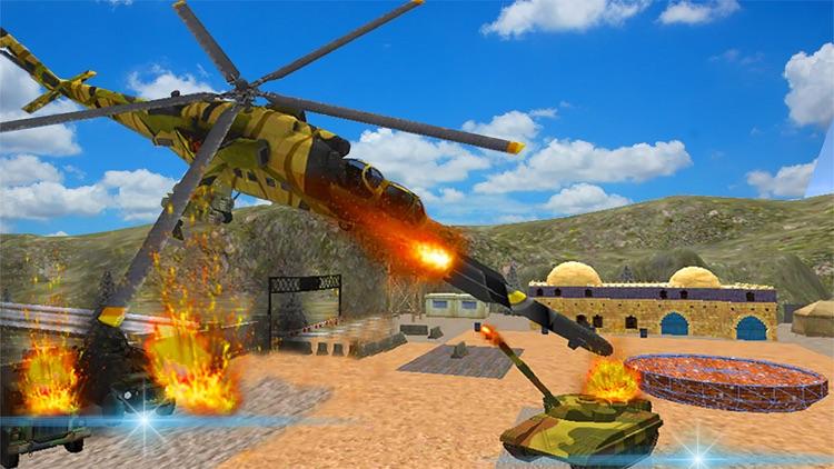 Helicopter Gunship: Air Strike screenshot-3
