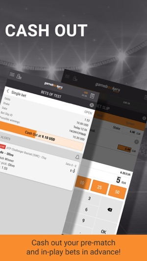 bwin gamebookers и