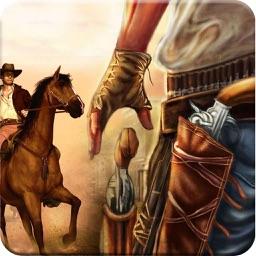 Western Wild Cowboy Shooting
