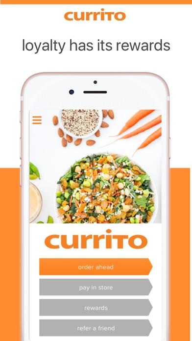 Currito Rewards screenshot 4