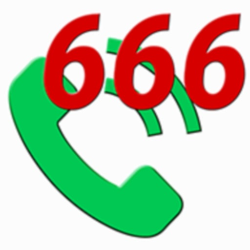 Call 666 and talk to the devil iOS App