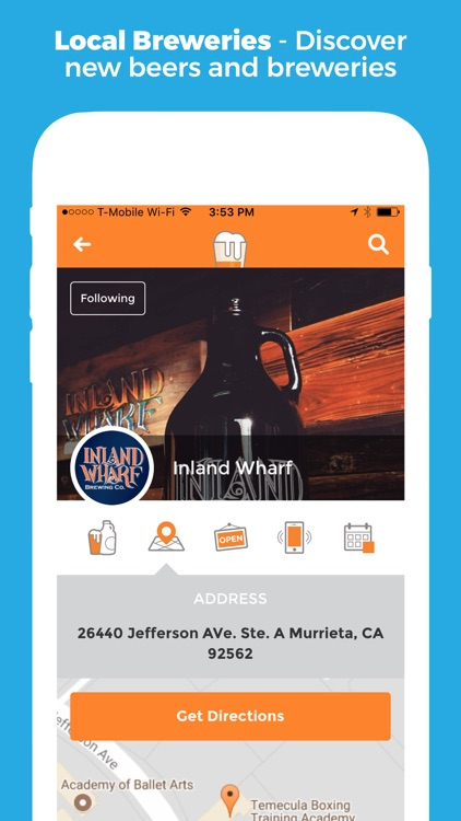 OpenTap - Local Beer Finder