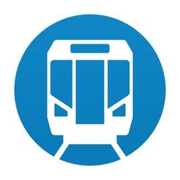 Berlin Subway: BVG U-Bahn map
