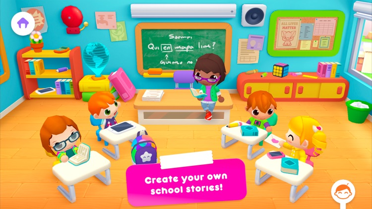 Sunny School Stories (Full) screenshot-0