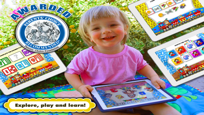 123 Toddler games for 3+ years screenshot two