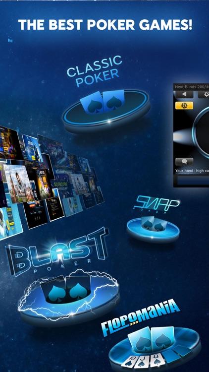 888 Poker -Texas Holdem online screenshot-3