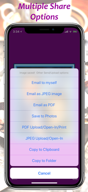 ‎PhotoScan PDF Pro Scanner Screenshot
