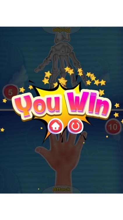 Hand Slap Two Player Fun Game screenshot-5