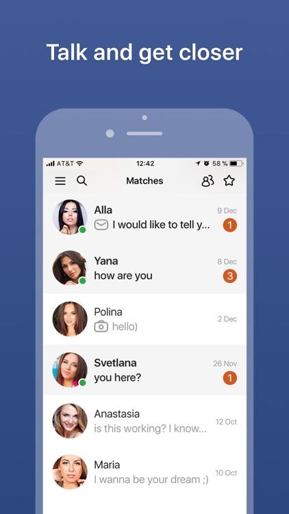 DateMyAge: Date Mature Singles screenshot-4