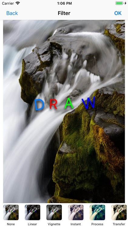 Draw Editor Drawing On Picture screenshot-3