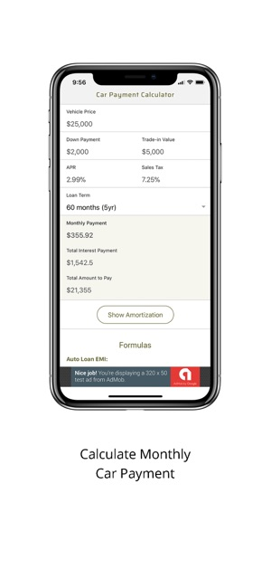 car payment calculator monthly をapp storeで