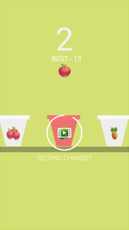 Fruit Drop - Tap Game