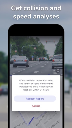 Nexar - AI Dashcam Screenshot