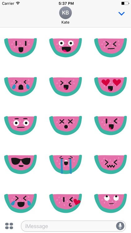 MelonMoji screenshot-3