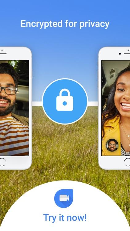 Google Duo - Video Calling screenshot-4