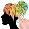 Color Therapy Livro de colorir